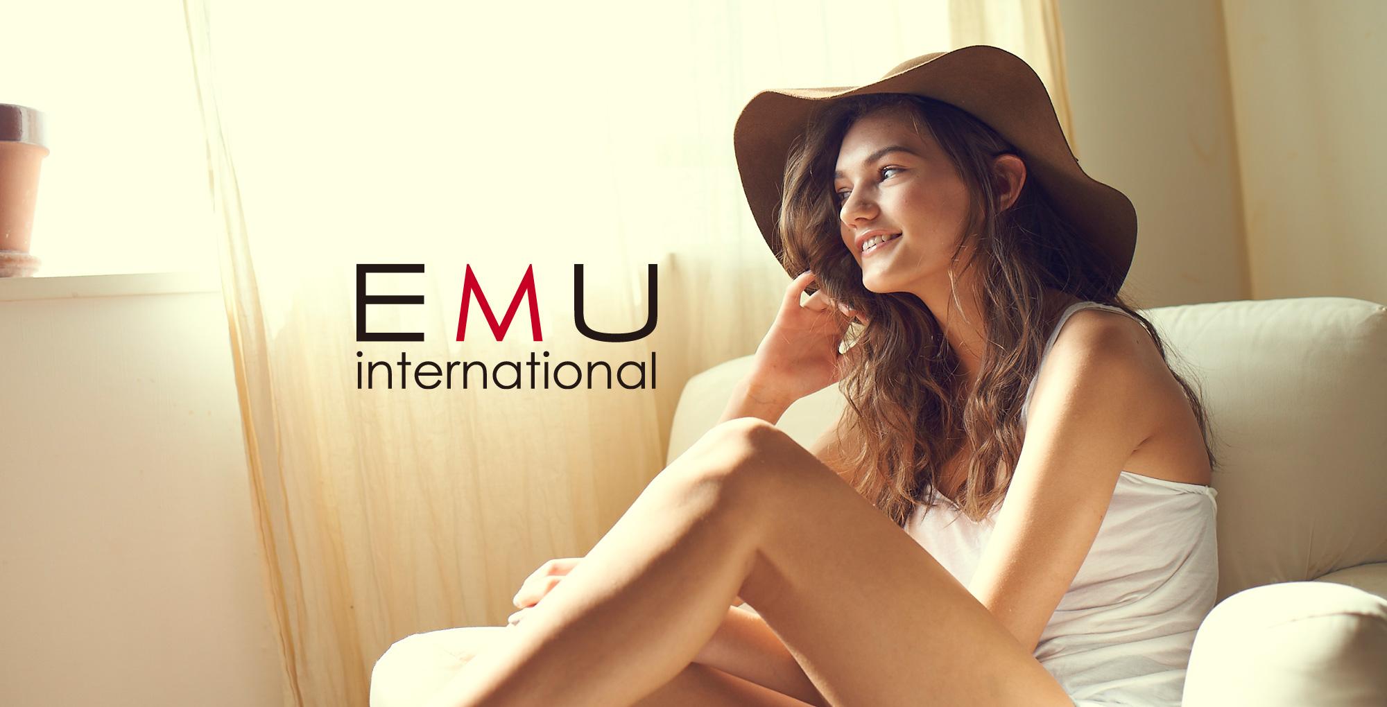 EMUは「笑顔を創る」美容室です。