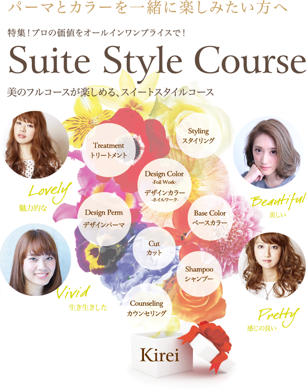 SWEET STYLE COURSE